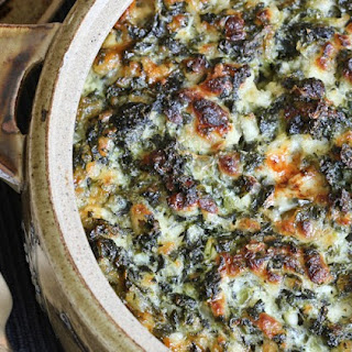 Mom's Spinach Casserole
