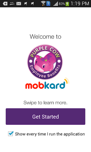 Purple Cow MobKard