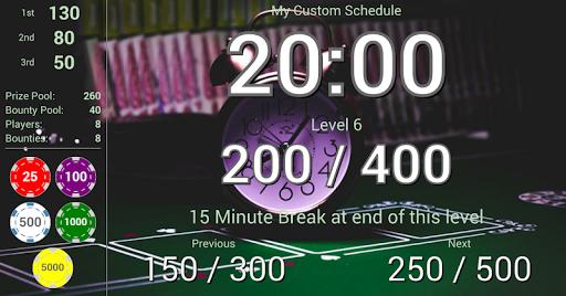 Blinds Are Up! Poker Timer apktram screenshots 3