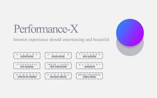 Performance-X