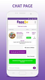 FreeBe - náhled