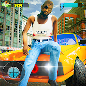 Miami Gangster 3D Android APK Download Free By ActionCrab Games