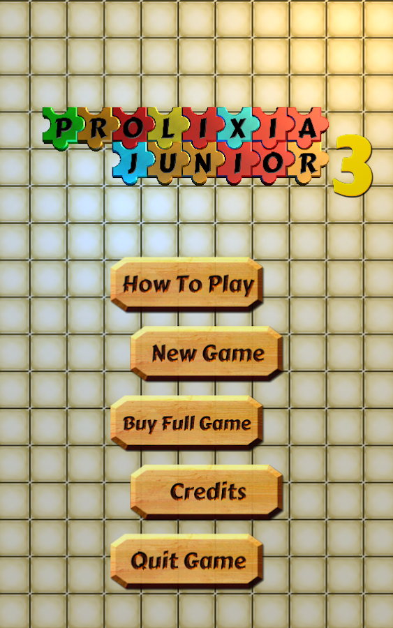 PROLIXIA Junior 3- screenshot
