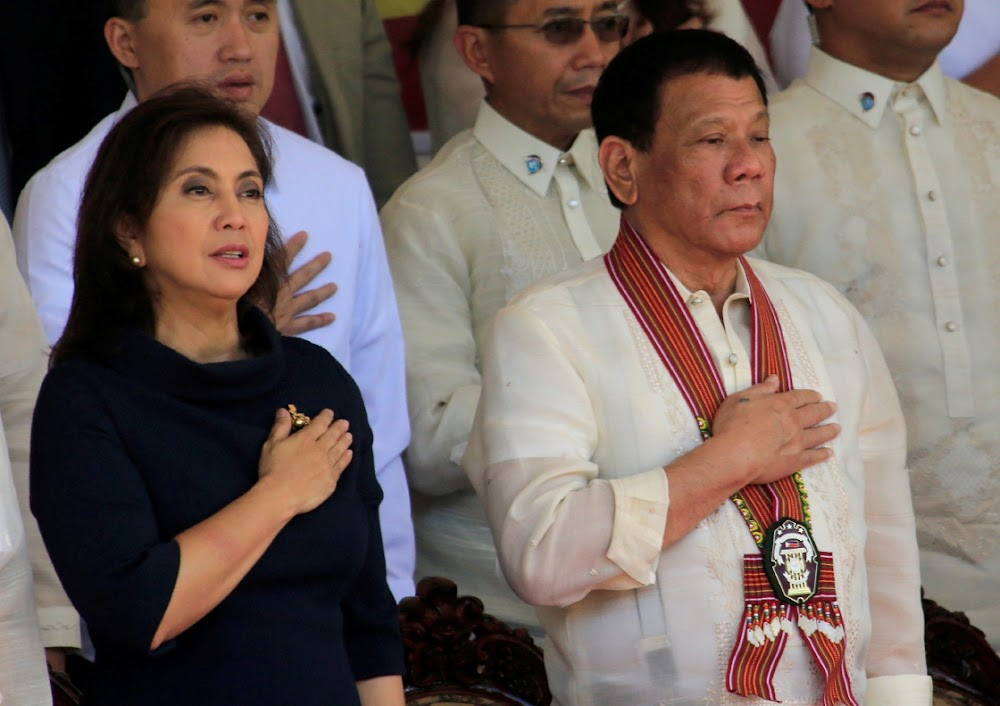 Philippines' Duterte puts opposition in charge of his drug war