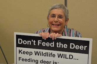 Photo: 0092 Kay Whitney staffed the Wildlife Committee booth.jpg