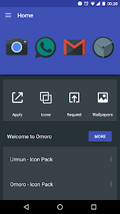 Omoro – Icon Pack v4.8.0 [Patched] 6