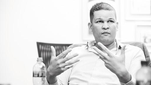 Rudeon Snell, lead for SAP Leonardo Intelligent Technologies, EMEA South at SAP Africa