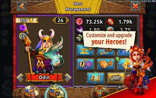 World Clash - Hero Clan Battle 3.2018 screenshots 2