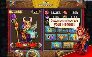 World Clash - Hero Clan Battle