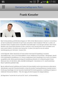 Praxis Ruhr screenshot 2