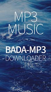 무료음악 다운 'MP3 바다' 무료 음악 감상, MP3-BADA - náhled