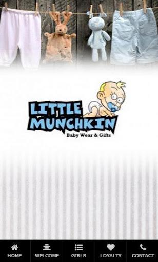 Little Munchkin Baby