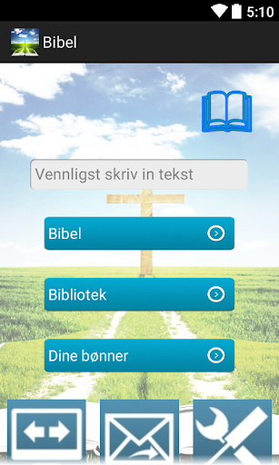 The Holy Bible in Norwegian