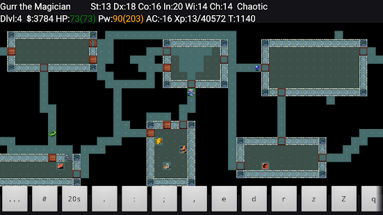NetHack- screenshot thumbnail