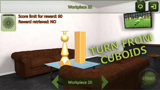 Lathe Machine 3D: Milling & Turning Simulator Game  screenshots 8