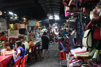 Photo: Year 2 Day 35- The Russian Market in Phnom Penh