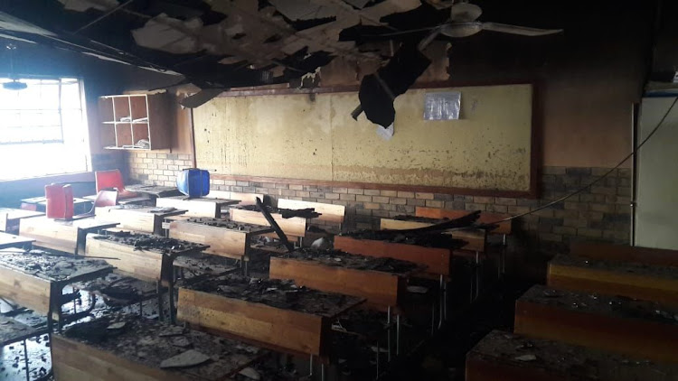 The Department of Education in Mpumalanga has condemned the torching of yet another school in the province.