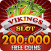Vikings Clash Free Slot Game Icon