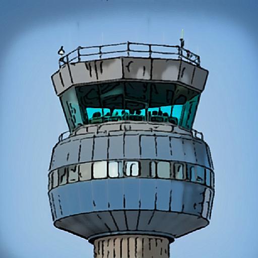 空中交通收音機 交通運輸 App LOGO-APP試玩