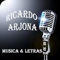 Ricardo Arjona Musica & Letras icon