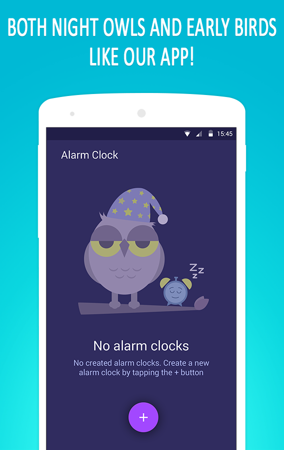Original Alarm Clock- screenshot