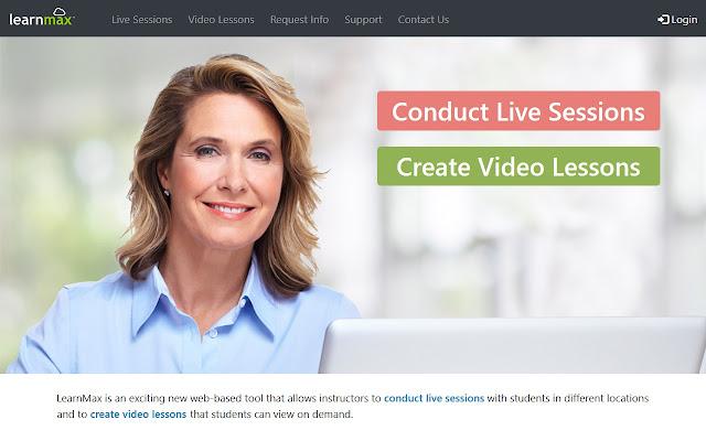 LearnMax Screensharing