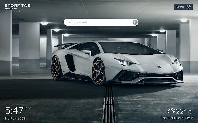 Lamborghini Wallpapers & New Tab