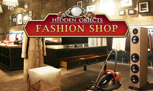 Fashion Shop - Picture Mystery