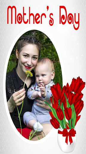 PC u7528 Mother's Day Frame 2