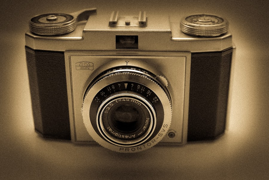 Zeiss Ikon by Seth Brown - Products & Objects Technology Objects ( old, vintage, camera, slr )