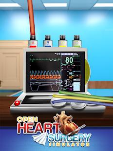 16 Open Heart Surgery Simulator App screenshot