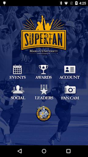 Marian Athletics Rewards
