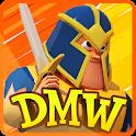 Dice Maze Wizard 3D : DMW Online Multiplayer Game icon