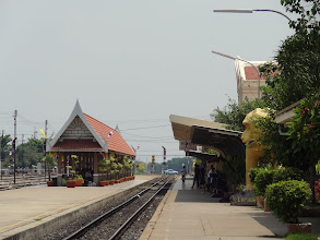 Photo: Gare de Lop Buri