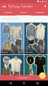 My Dressing - Fashion closet screenshot 1