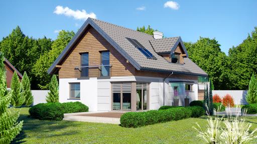projekt Dom przy Alabastrowej 25