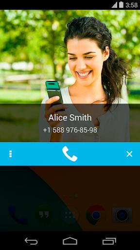 Call Confirm screenshot 1