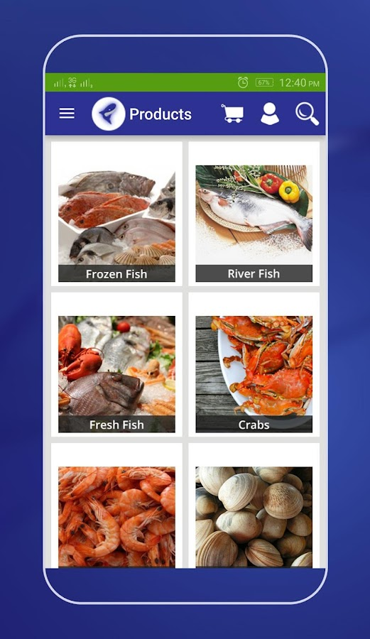 Fish bazaar online fish store android apps on google play for Online fish stores