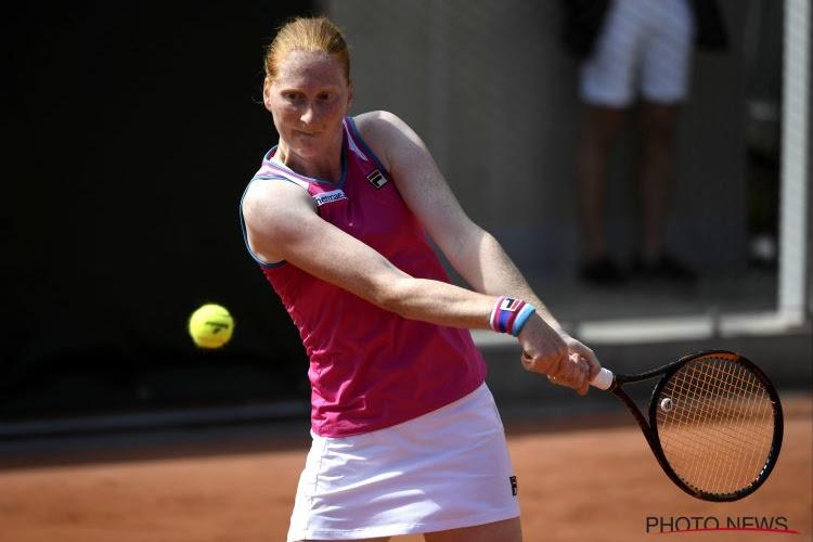 Van Uytvanck geeft op in Roland Garros