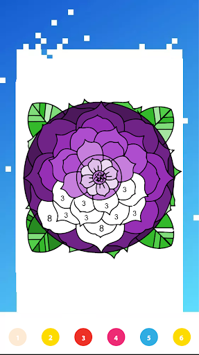 Paint By Number - Color By Number Free 1.0.6 screenshots 5