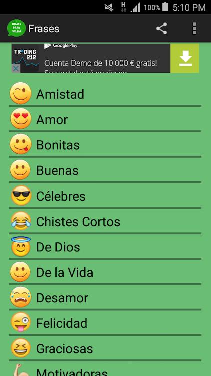 Frases Para Whatsapp Android приложения Appagg