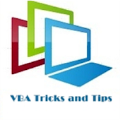 VBA Tricks and Tips