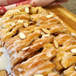 Fresh Apple Danish