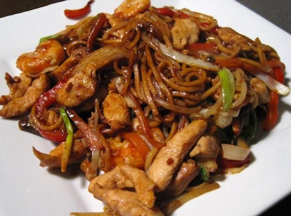 Chicken Chow Mein The Easy Way Recipe