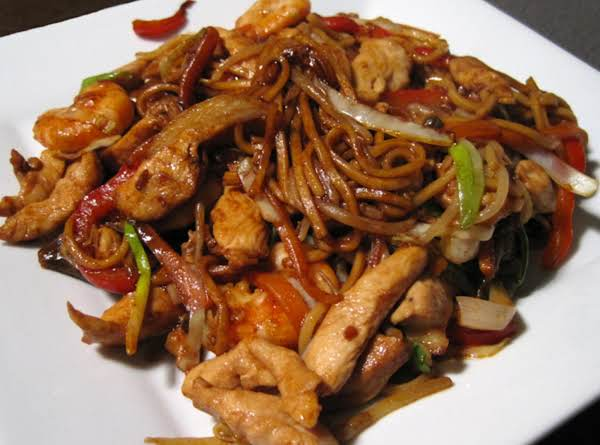 Chicken chow mein the easy way recipe just a pinch recipes chicken chow mein the easy way recipe forumfinder Image collections