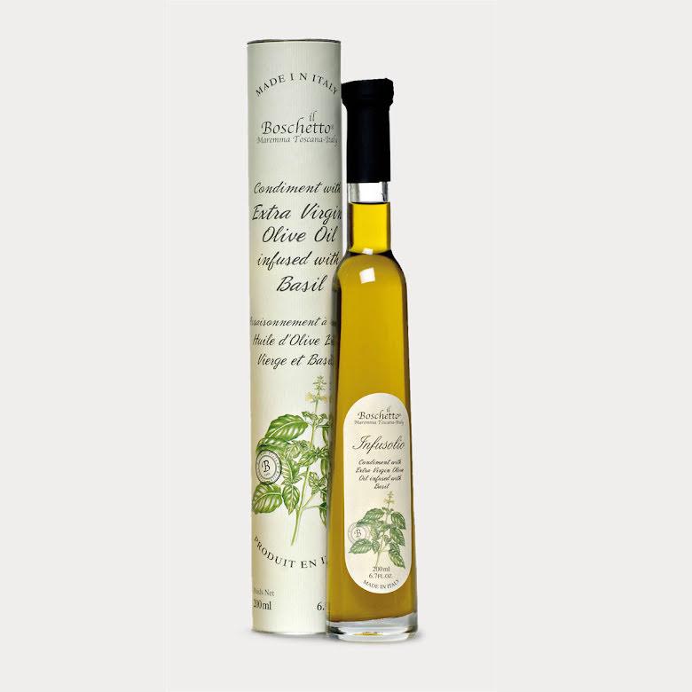 Olivolja med Basilika, Extra jungfruolivolja