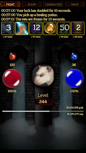 Rat Clicker 2 - Idle RPG- screenshot thumbnail