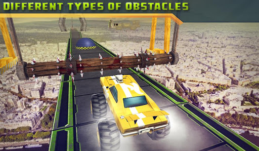 3D Grand Monster Truck : Impossible Derby Stunt screenshots 2