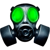 Gas Mask Live Wallpaper
