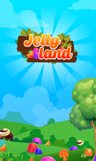 Jelly Land - Match 3 Puzzle